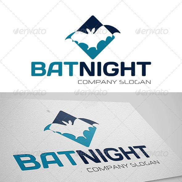 Bat Night Logo
