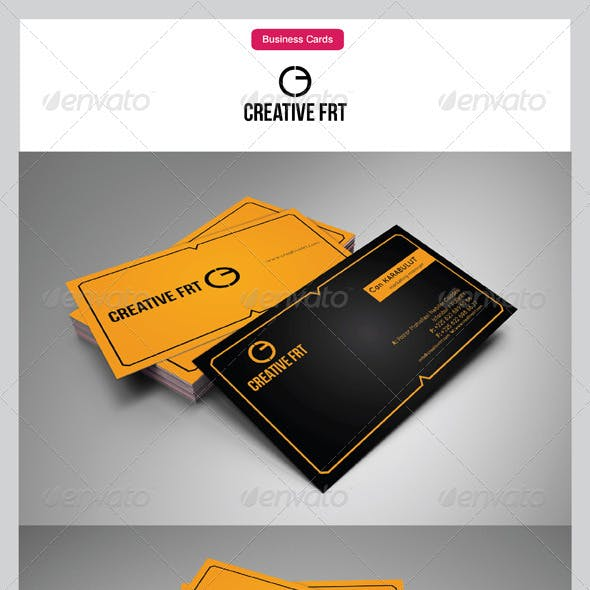 Corporate Business Cards 25