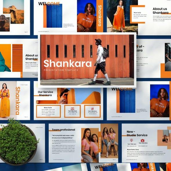 Shankara Powerpoint Template