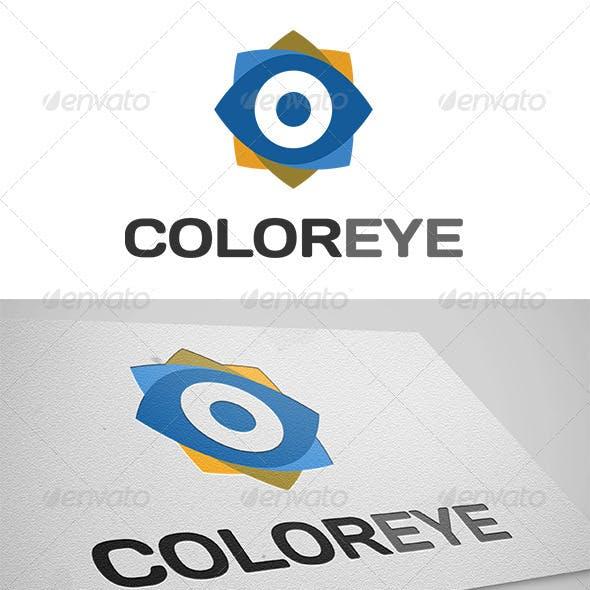 Color Eye Logo