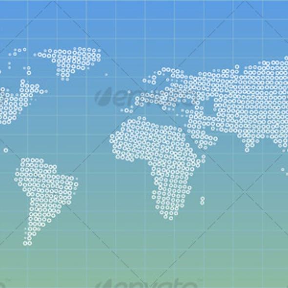Circles world