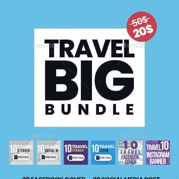 Travel Big Bundle