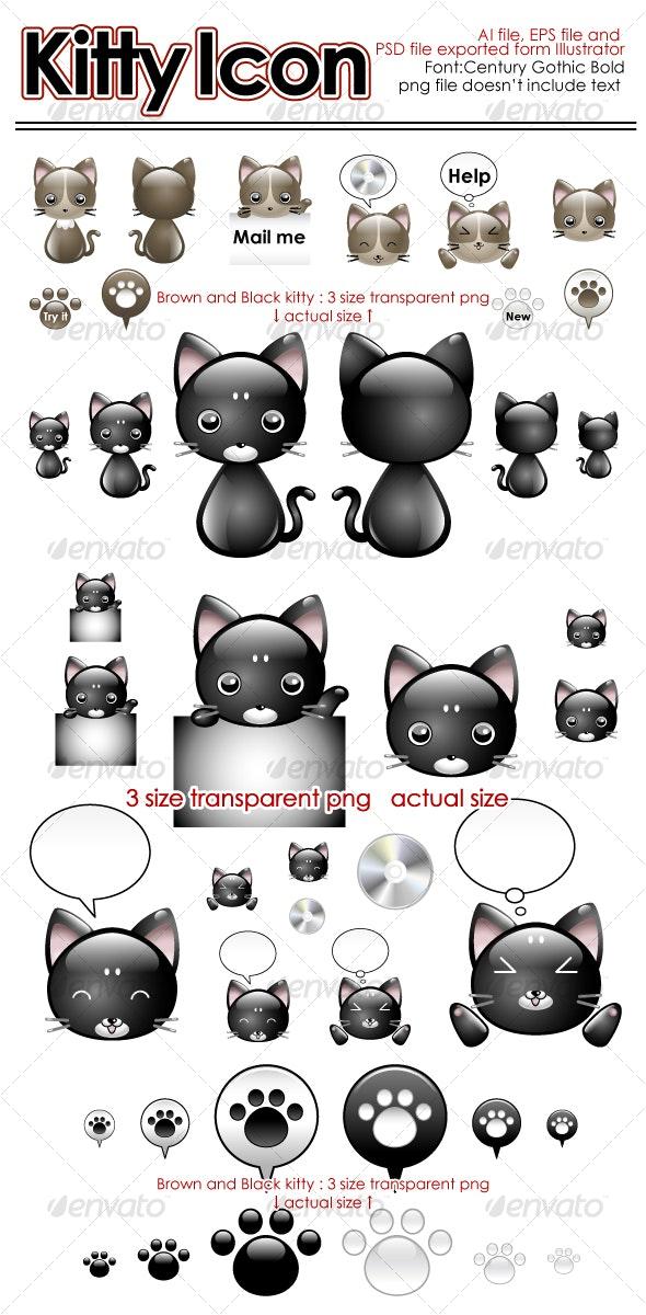 Kitty Icon