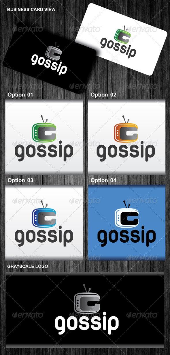Gossip Logo - Symbols Logo Templates