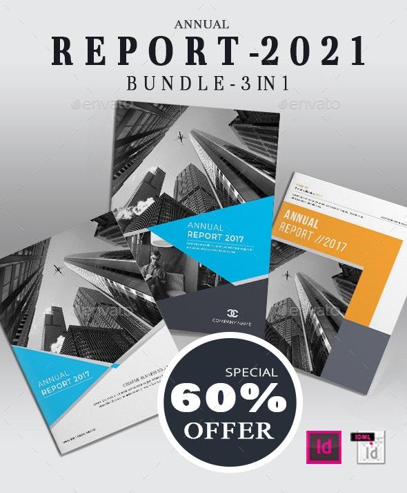 Annual Report Bundle - Corporate Brochures