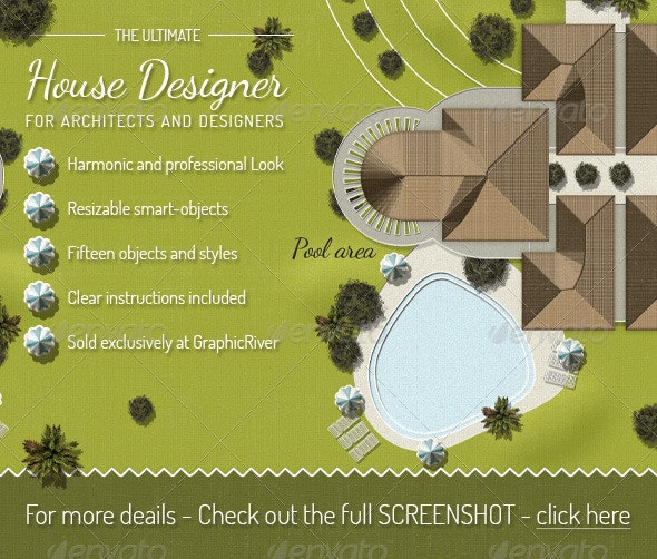 Dream House Designer - Architects Planner Tool - Miscellaneous Print