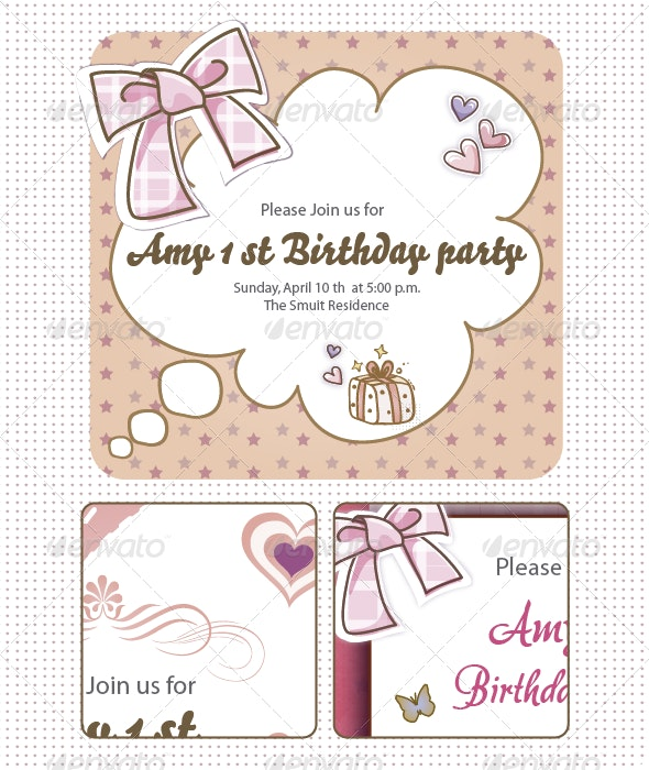 Birthday Child Card - Birthdays Seasons/Holidays