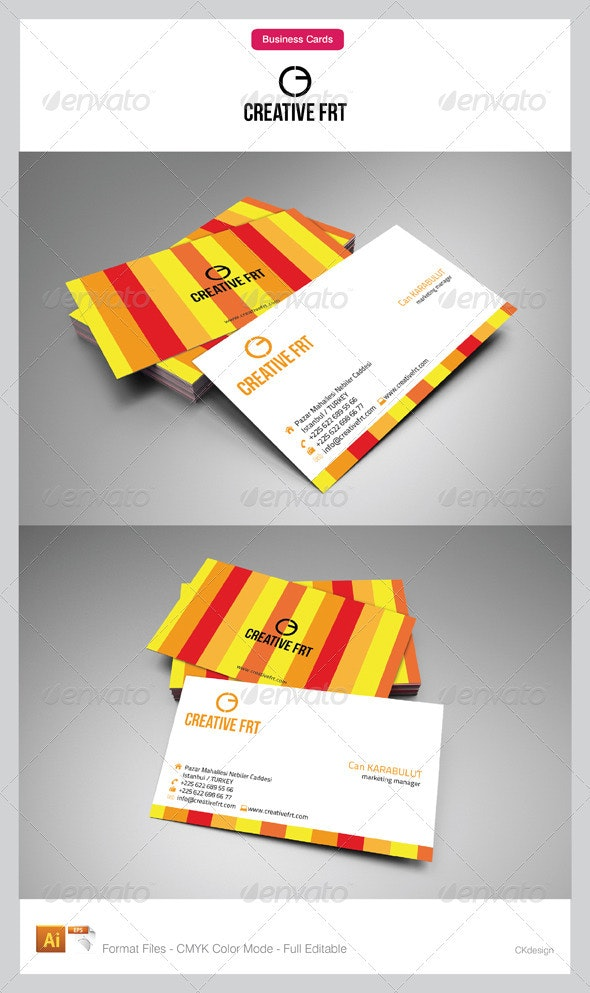corporate business cards 33 - Creative Business Cards