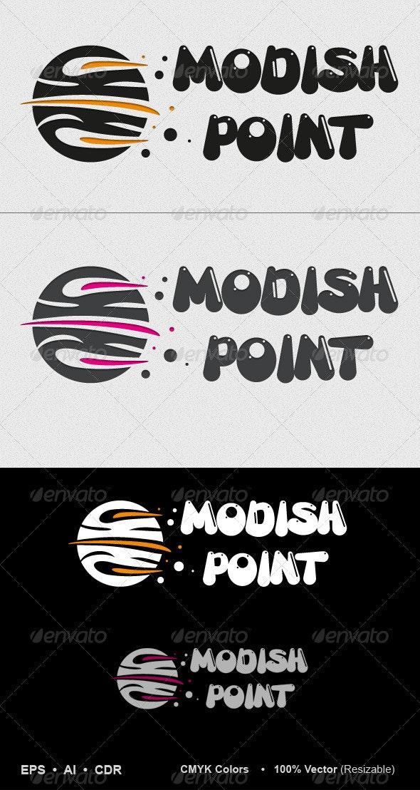 Modish Point Logo - Vector Abstract