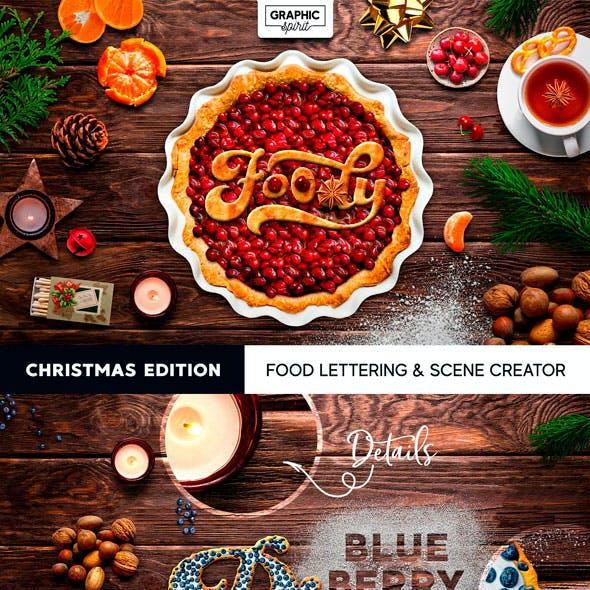 Foody Christmas Edition