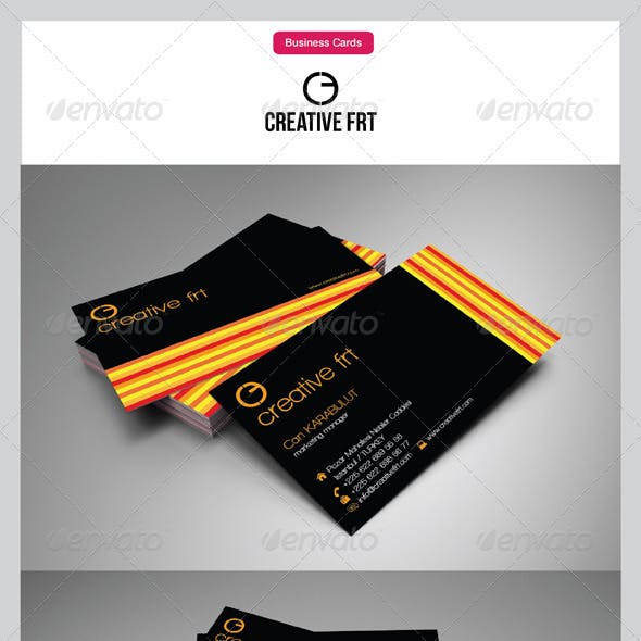 corporate business cards 34