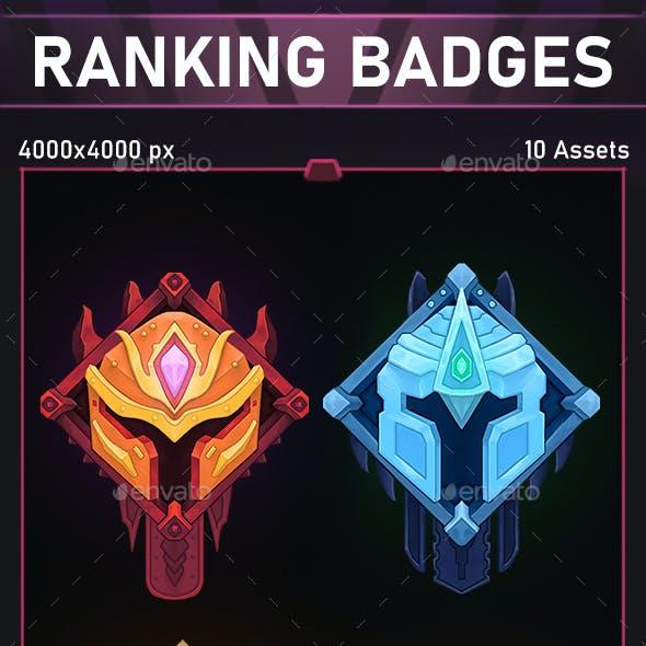 Ranking Badges