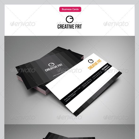 corporate business cards 35