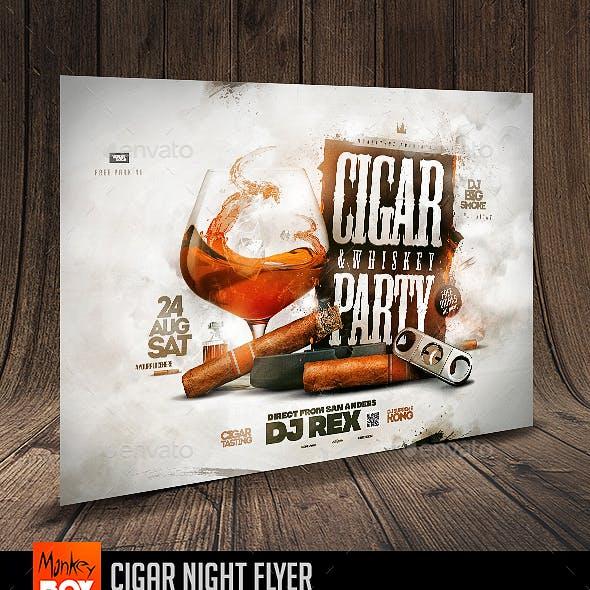 Cigar Night Flyer