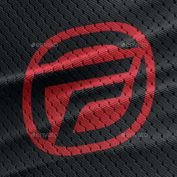 F Logo Letter