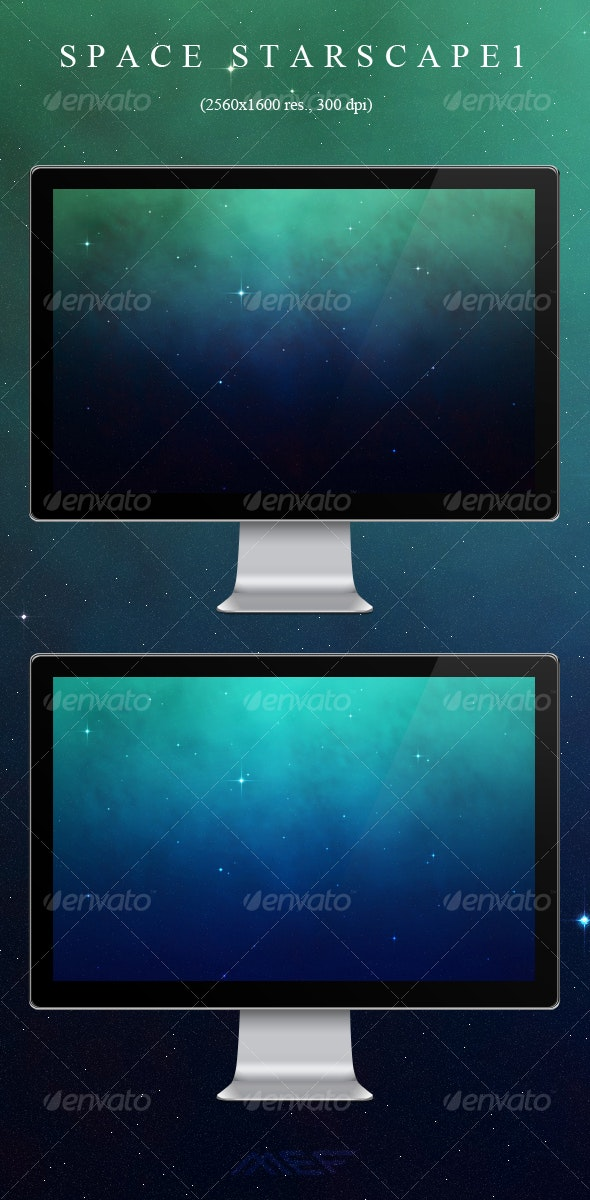 Space Starscape Backgrounds 1 - Backgrounds Graphics