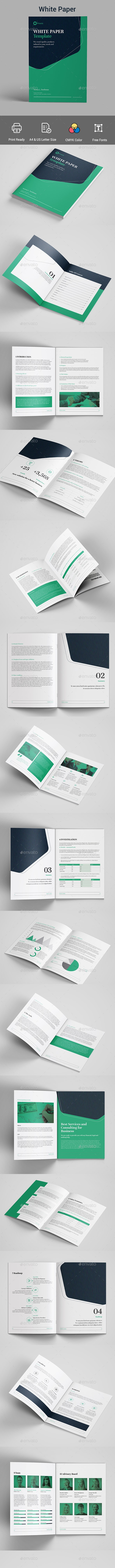 White Paper - Corporate Brochures