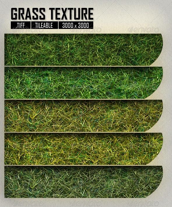 Tileable Grass Texture - Nature Textures