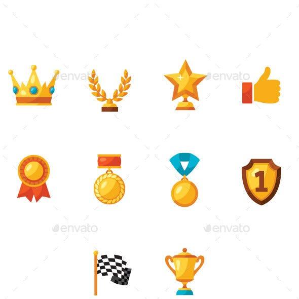 Champion Reward icons
