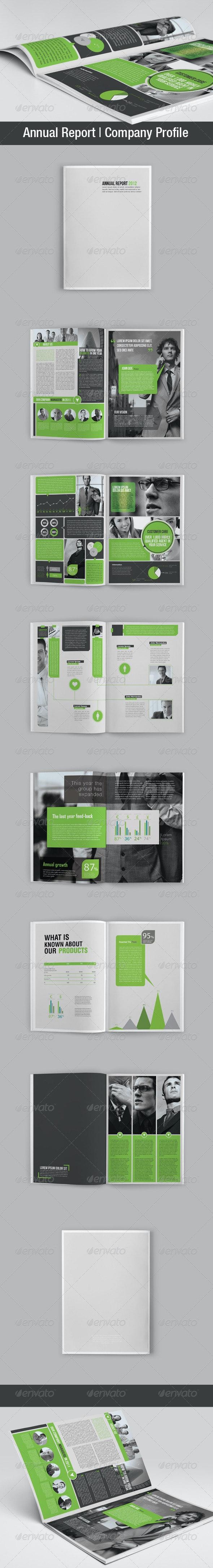 Annual Report   Company Profile - Corporate Brochures