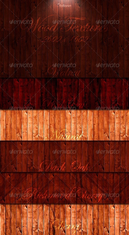 Wood Textures Set-3 - Wood Textures