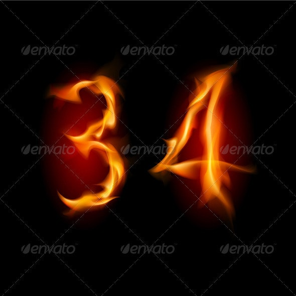Numbers three and four - Miscellaneous Vectors