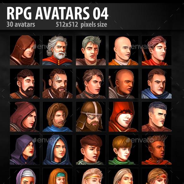 RPG Avatars 04