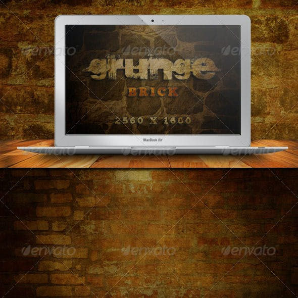 10 Grunge Brick Backgrounds