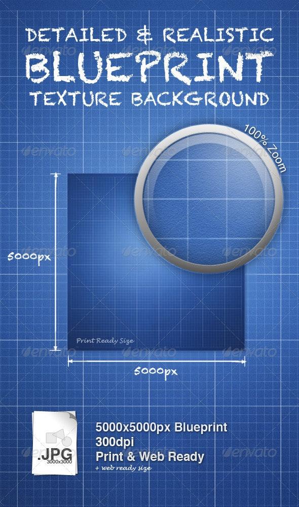 Designers Blueprint Texture - Print Ready - Industrial / Grunge Textures