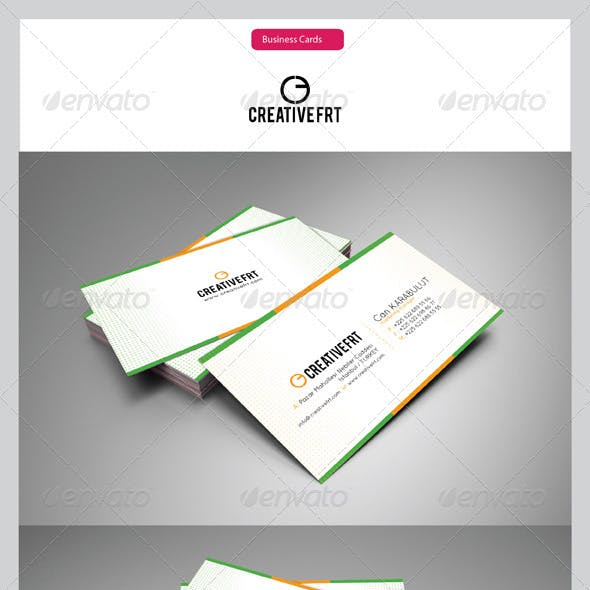 Corporate Business Cards 40
