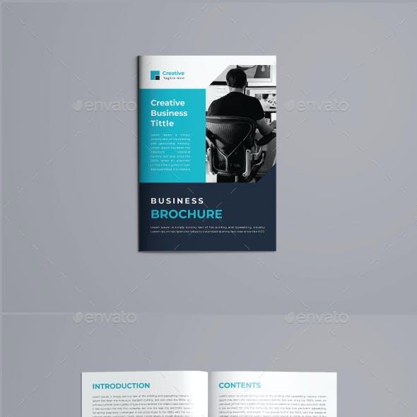 Corporate Bi Fold Brochure Design