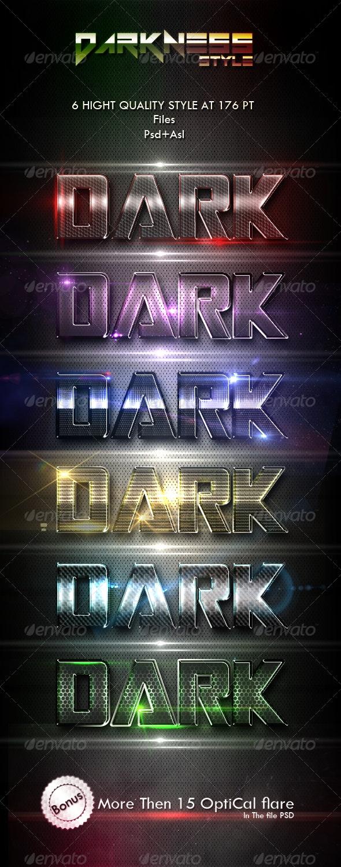 Darkness Style V1 - Add-ons
