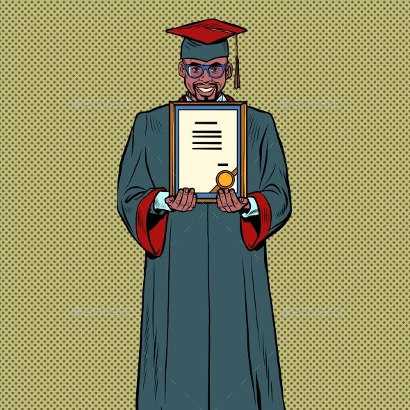 A Graduate of University or College
