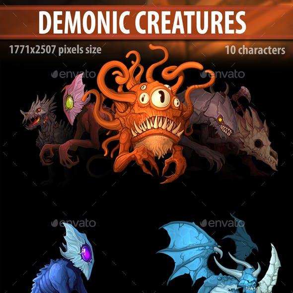 Demonic Creatures