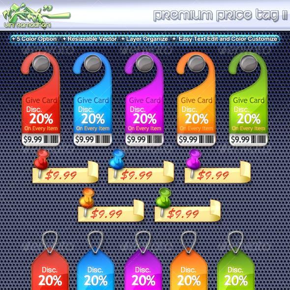 Premium Price Tag 2