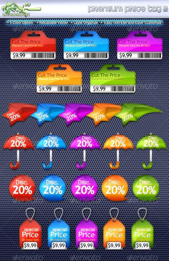 Premium Price Tag 3