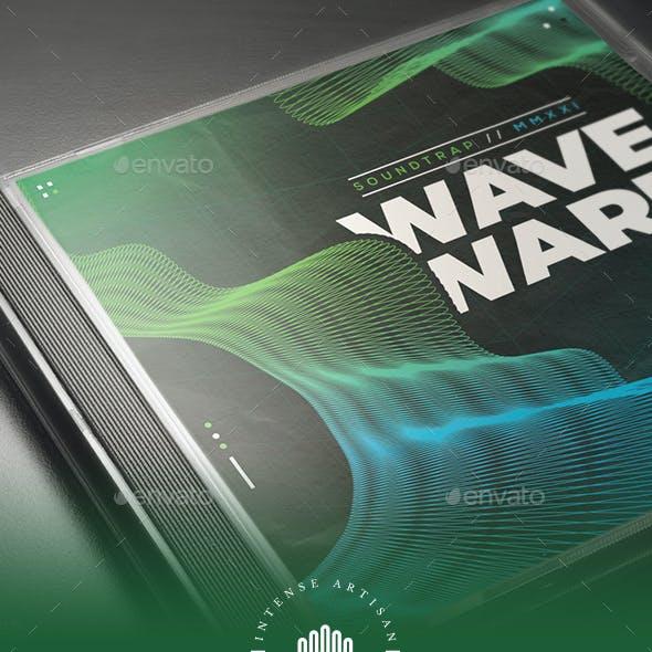 Wave Warp - CD Artwork