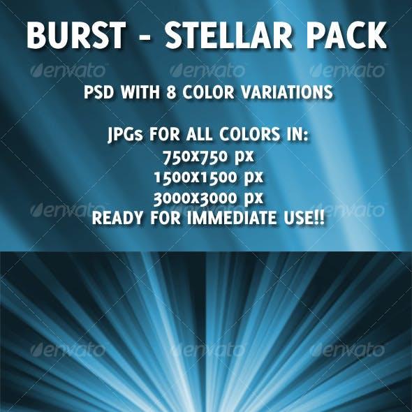 Burst Stellar Pack