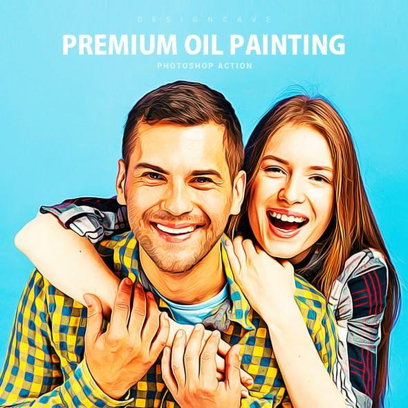 Premium Oil Painting