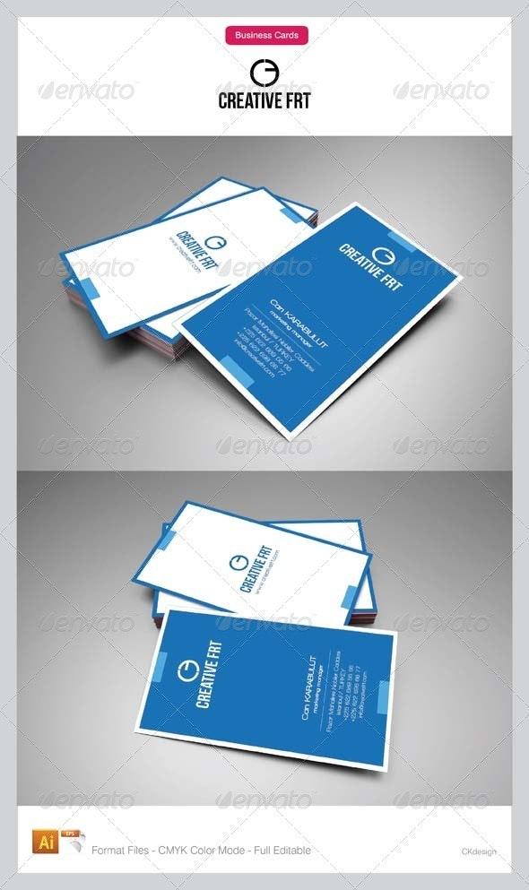 Corporate Business Cards 43 - Corporate Business Cards