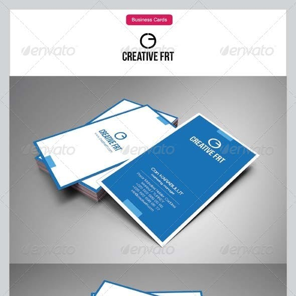 Corporate Business Cards 43