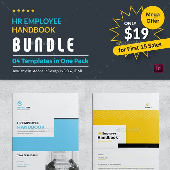 HR / Employee Handbook Bundle