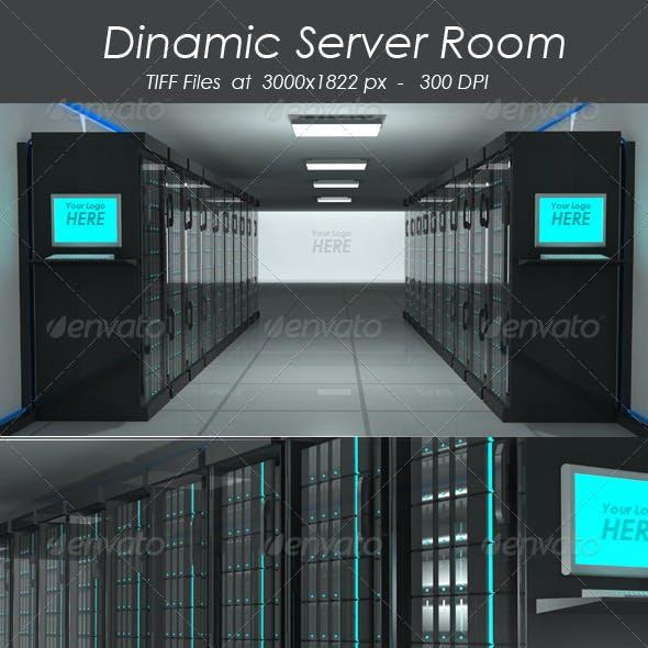 Dinamic Servers Room