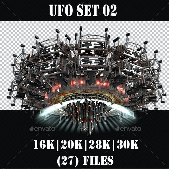 UFO Set 02
