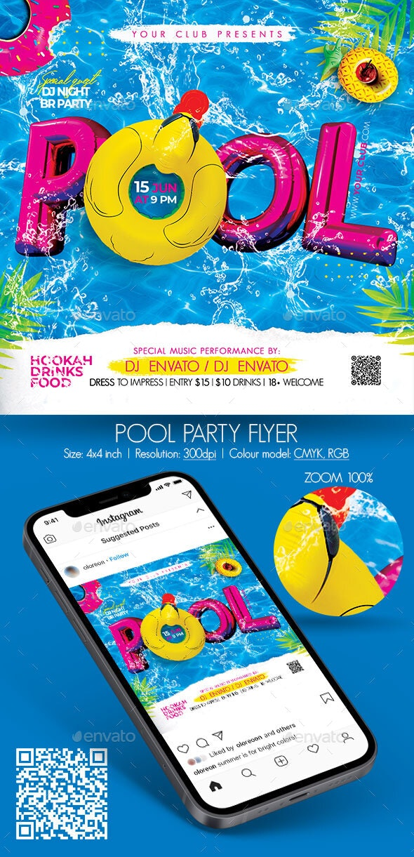 22 Best Flyer Templates  for August 2020