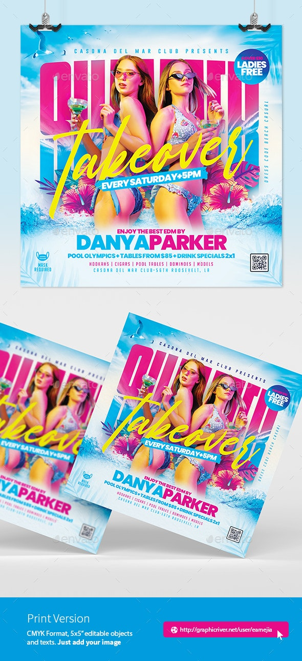 24 Best Flyer Templates  for July 2020