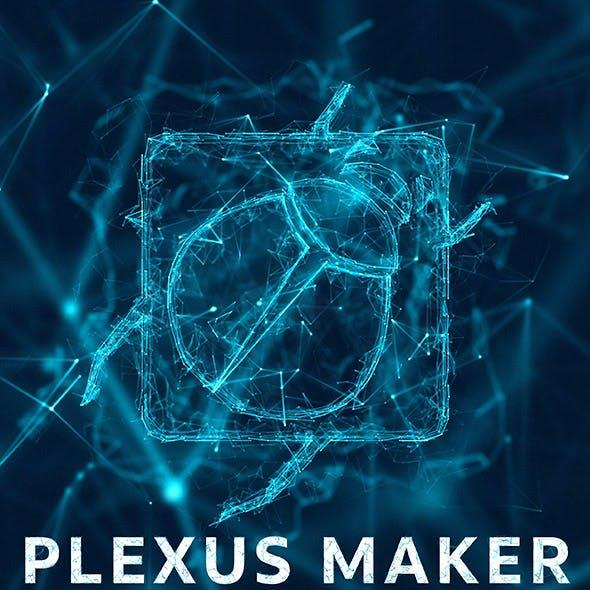 Plexus Maker Photoshop Extension