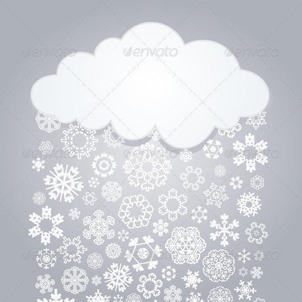 Cloud4 - Miscellaneous Vectors