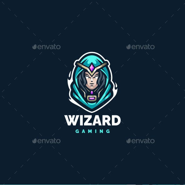 Wizard Gaming Logo