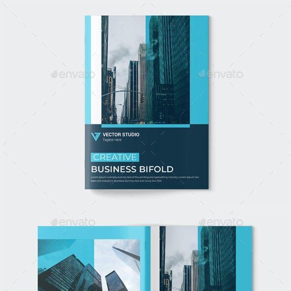 Bi-Fold Corporate Brochure